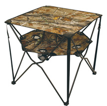 Browning Double Barrel Camping Table