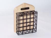 Birds Choice Wall-Mount Suet Bird Feeder