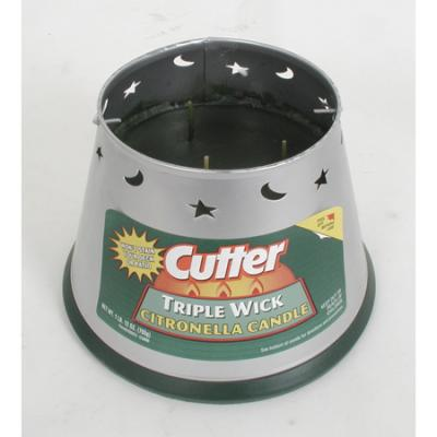 Cutter Triple Wick Citronella