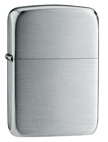 Zippo 1941 Replca Satin Sterling Silver Lighter