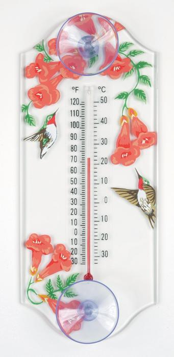 Aspects Classic Hummingbird Thermometer