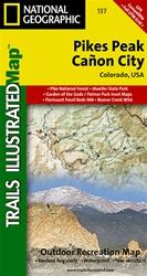 National Geographic White Mtns Ntl Frst West #740