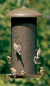 House / Hopper Bird Feeders by Hiatt Manufacturing
