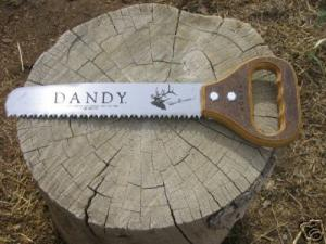 Saws by Dandy Saw