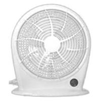"Optimus Stylish White Personal 3 Speed 10""  Fan"