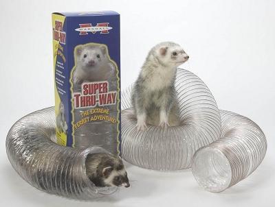 Ferret Super Thru-way
