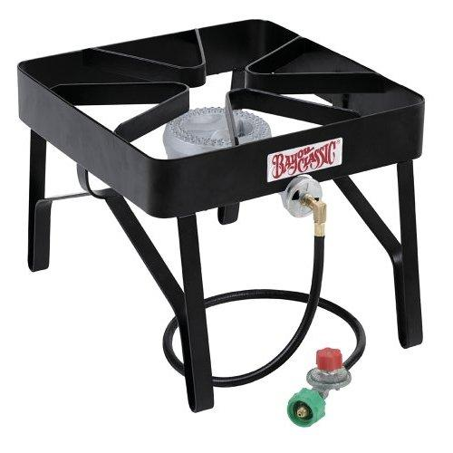 Bayou Classic Single Burner Outdoor Patio Stove