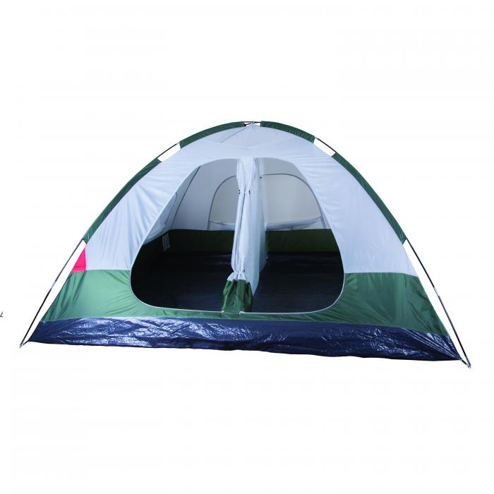 Stansport Teton 12 Family Tent -  2 Room - 10 Ft X 12 Ft  X 72 Inch