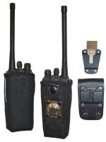 ArmorCase Ballistic Nylon Carry Case for Motorola CP200 2-way Radio