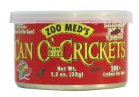 Can O' Crickets Mini 200ct