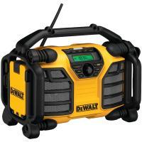 Dewalt DCR015 12-Volt/20-Volt Worksite Charger Radio