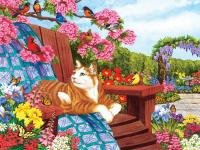 Outset Media Games Spring Fling 275 pcs Easy Handling