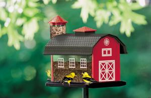 House / Hopper Bird Feeders by Artline