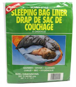 SLEEPING BAG LINER, MUMMY