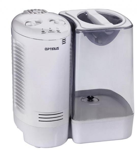 Optimus 3 Gallon Warm Mist Humidifier with Wicking Vapor System