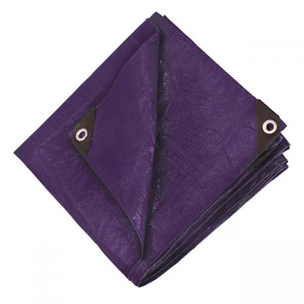 Pacific Play Tents Messy Mat 8x10, Purple