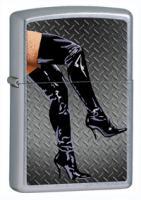 Zippo Legs in Boots Zippo