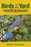Stackpole Books Birds in the Yard Month by Month