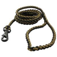 Bison Survival Dog Lead 6Ft - Cyt/blk
