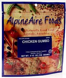 Alpine Aire Chicken Gumbo