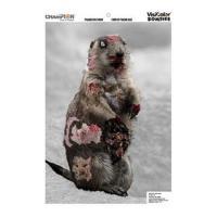 Champion Traps & Targets Zombie Visicolor Bulk Pk Cute Animal (50)