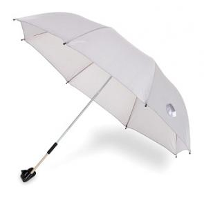Sunblocker Telescopic Clamp-On Umbrella
