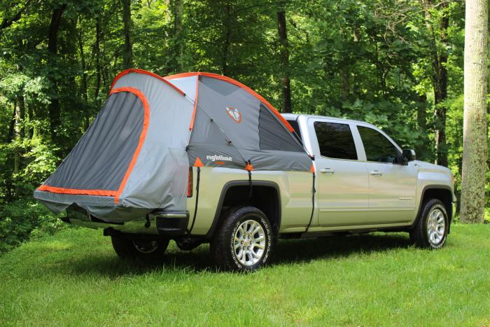 Rightline Gear 110765 Mid Size Short Bed Truck Tent (5')