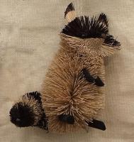 Brushart Raccoon Ornament