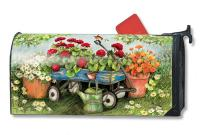 Magnet Works Geraniums by the Dozen MailWrap