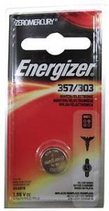 Energizer ENR 1.5-Volt Zero Hg (Each)