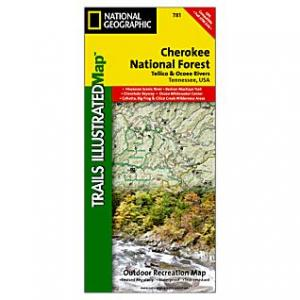 National Geographic Catskill Park #755