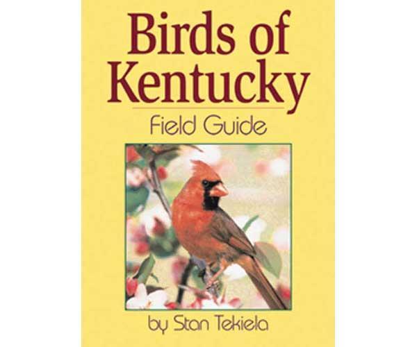Adventure Publications Birds Kentucky Field Guide