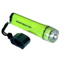 Pelican Products MityLite 2430 Xenon Flashlight with Yellow Body