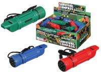 Toysmith Combo Survival Compass