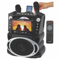"Js Karaoke Player Recorder 7"" Color Screen"