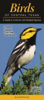 Quick Reference Publishing Birds of Central Texas