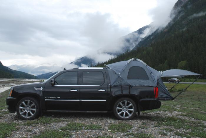 Napier Outdoors Avalanche Truck Tent