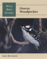 Stackpole Books WBG-Downy Woodpecker