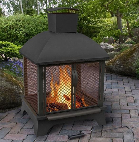 Landmann Usa Redford Outdoor Fireplace