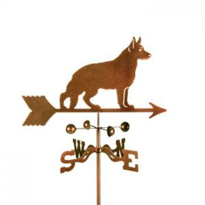 EZ Vane German Shepherd Weathervane