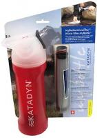 Katadyn MyBottle Microfilter -Red Splash