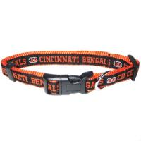 Cincinnati Bengals NFL Dog Collar - Small