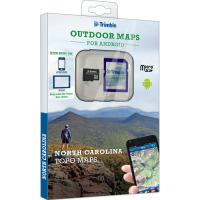 Trimble North Carolina Topo Maps