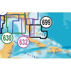 Navionics Platinum Plus South & Central Florida - SD/MicroSD