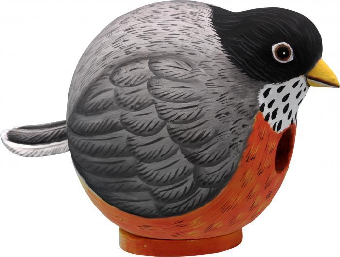"""Songbird Essentials Robin """"Gord-O"""" Birdhouse"""