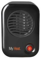 Lasko My Heat Personal Heater - Save-Smart 200 Watts of Warmth - BLACK
