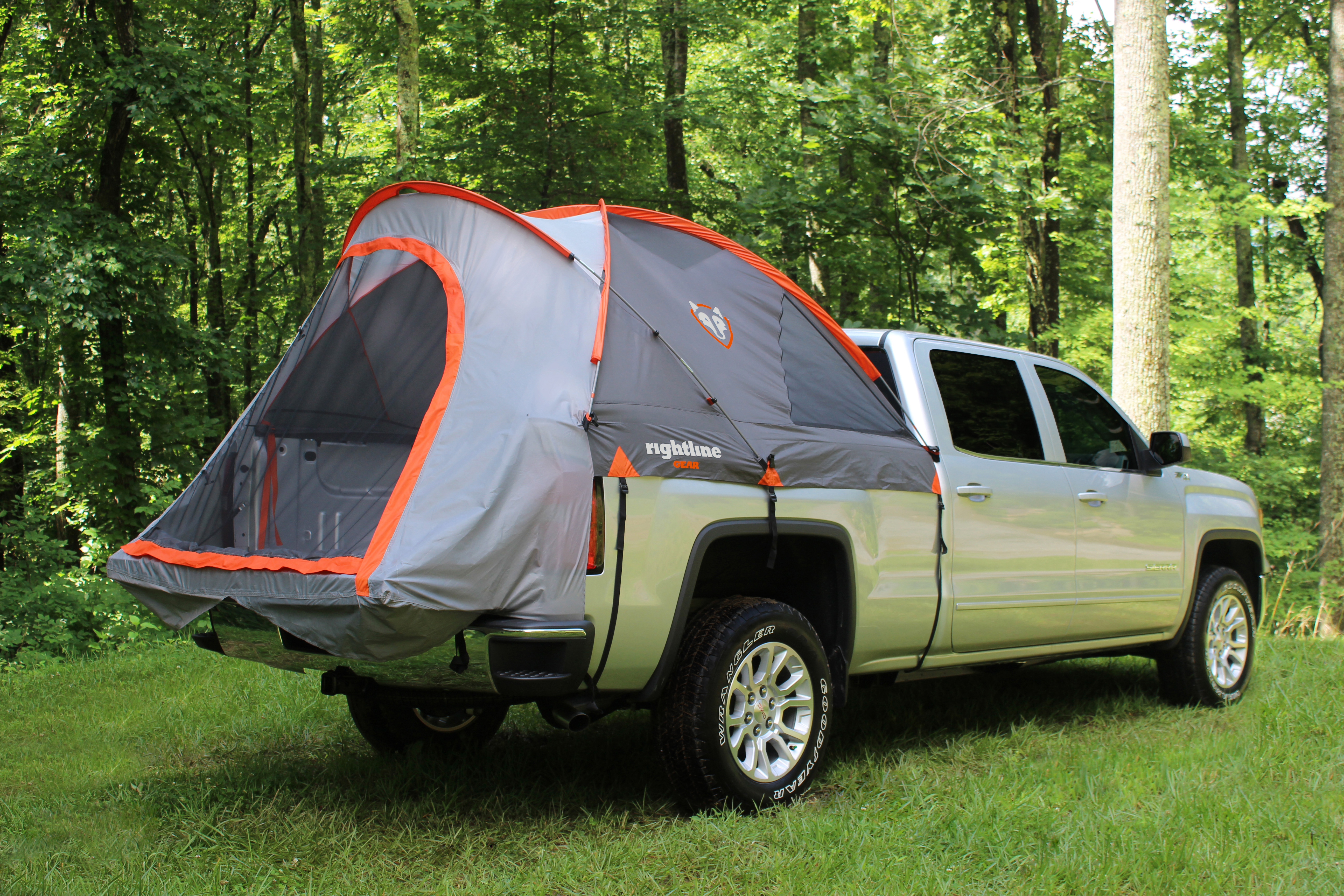 Rightline gear 110730 full size standard bed truck tent 6 5