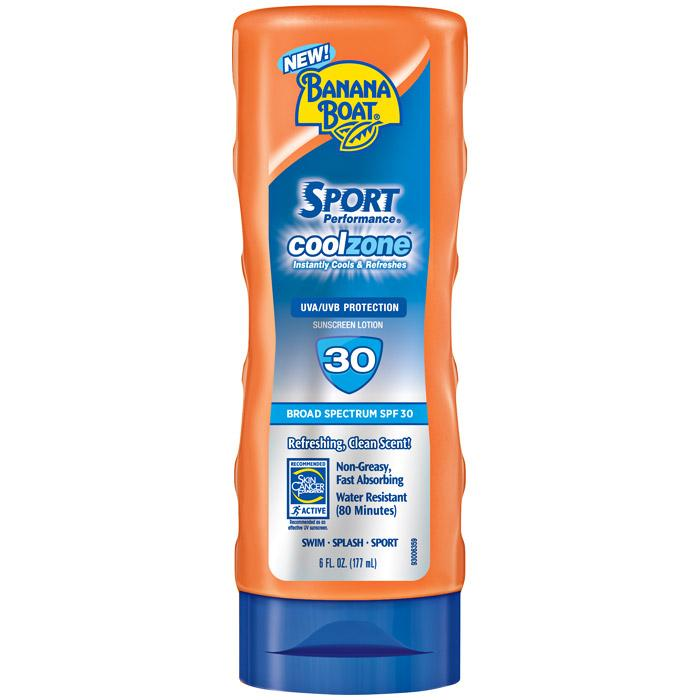 Banana Boat Sport Bb Cool Um 6 Oz Spf30