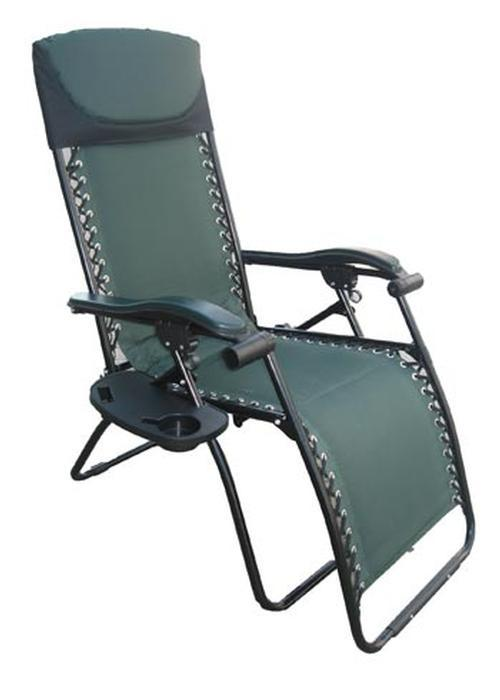 Wilcor Deluxe Patio Rv Recliner Green