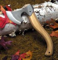 Firestone Stainless Steel Blade Belt Axe with Swivel Sheath